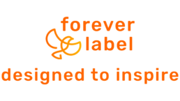 logo of the Forever Label - designed to inspire