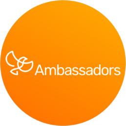 Ambassador logo of VP Forever