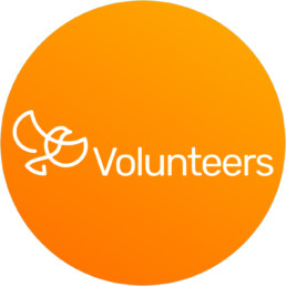 Volunteering abroad - logo