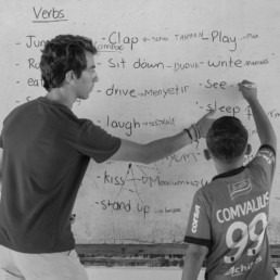 Volunteer in Bali in one of our Forever Learning Centers